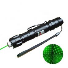 50mW 532nm Green Laser Pointer with Clip Interchangeable-Lens