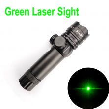 803 Compact Rifle Green Laser Sight with Gun Mount