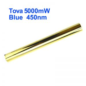 Tova Class 4 5000mW High Power 450nm Blue Burning Laser Pointer