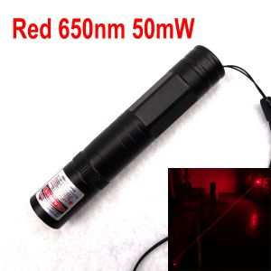 850 50mW 650nm Red Laser Pointer Fixed-Focus