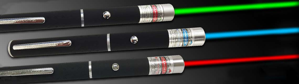 Best Laser Pointers Red Green Blue Laser Pointers