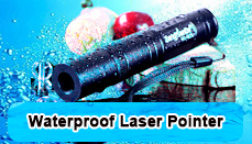 waterproof laser pointers