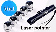 Laser Pointer Lens